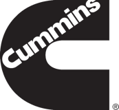 cummins logo-large -black